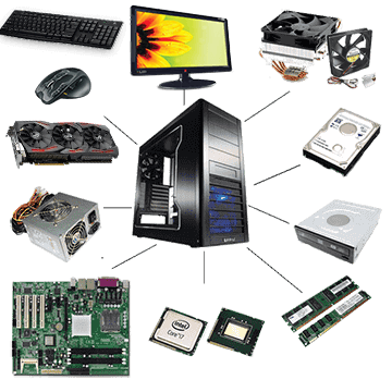 компютърни части и компоненти