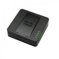 CISCO-SPA122-Ruter-telefonen-adapter-2x-FXS
