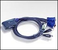 ATEN-CS62US-KVM-prevklyuchvatel-2x-1-USB-Audio-s-podelqne-na-USB-u-va