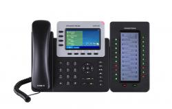 GRANDSTREAM-GXP2140-VoIP-telefon-s-4-linii-cveten-TFT-ekran-HD-zvuk-Bluetooth-5-posochna-konferenciq