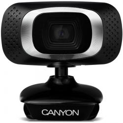 CANYON-1080P-Full-HD-webcam-with-USB2.0.-connector-360grad-rotary-view-scope-2.0Mega-pixels