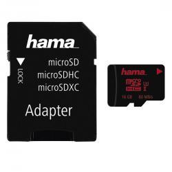 Karta-pamet-HAMA-123980-microSDHC-UHS-I-16GB-80-MB-s-Class-U3-SD-adapter