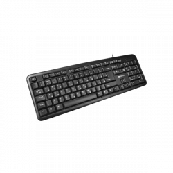 CANYON-Wired-Keyboard-104-keys-USB2.0-Black-cable-length-1.3m-443*145*24mm-0.37kg-Bulgarian