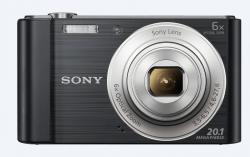 Sony-Cyber-Shot-DSC-W810-black