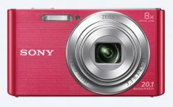 Sony-Cyber-Shot-DSC-W830-pink