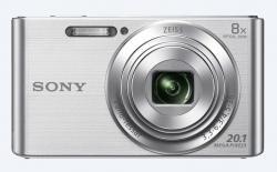 Sony-Cyber-Shot-DSC-W830-silver