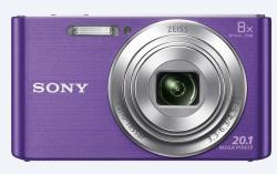 Sony-Cyber-Shot-DSC-W830-violet