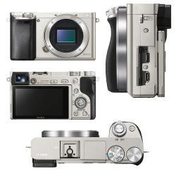 Sony-Exmor-APS-HD-ILCE-6000-silver