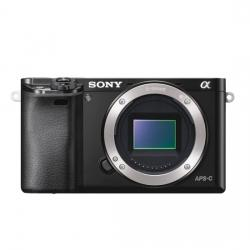 Sony-Exmor-APS-HD-ILCE-6000-black