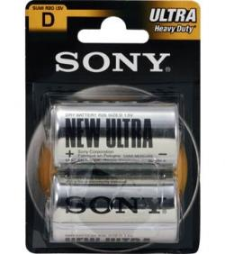 Sony-SUM1NUB2A-Zinc-R20-ZnCl-2pcs-blister-D