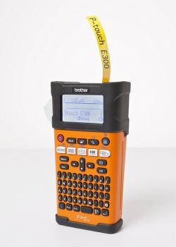 Brother-PT-E300VP-Labelling-system