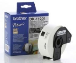 Brother-DK-11201-Roll-Standard-Address-Labels-29mmx90mm-400-labels-per-roll-Black-on-White