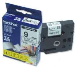 Brother-TZe-221-Tape-Black-on-White-Laminated-9mm-Eco