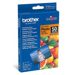 Brother-BP71GP50-Premium-Plus-Glossy-Photo-Paper-A6-4x6-50-Sheets