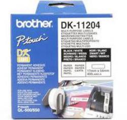 Multi-Purpose-Label-BROTHER-17mm-x-54mm-x-400-for-P-Touch