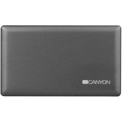 CANYON-CardReader-All-in-one-CNE-CARD2-CF-micro-SD-SD-SDHC-SDXC-MS-Xd-M2-USB-2.0-Gray