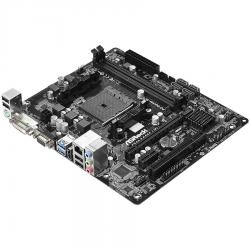 ASROCK-Main-Board-Desktop-AMD-A68H-sFM2-2xDDR3-PCI-E-3.0x16-PCI-E-2.01x1-PCI-6ch-SATA-III-GLAN-USB-3.0-DVI-HDMI-mATX-Box