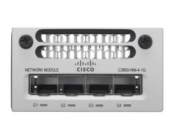 Cisco-Catalyst-3850-4-x-1GE-Network-Module