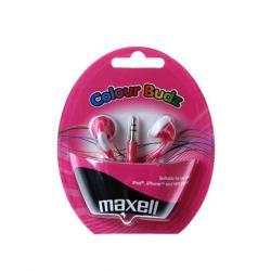 Slushalki-MAXELL-color-BUDS-tapi-rozovi