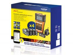 Brother-PT-E550WVP-Handheld-Industrial-Labelling-system-1x-TZEFX231-TZE241-TZE251-TZE651