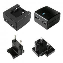 ROLINE-19.99.1061-VALUE-USB-zarqdno-EU+UK-2-porta-10-W