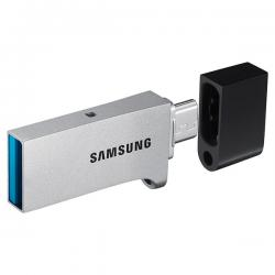 Samsung-64GB-MUF-64CB-OTG-USB-3.0-Water-and-Shock-Proof-Read-130MB-s-with-USB3.0-15MB-s-with-micro-USB-2.0