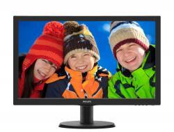 Monitor-Philips-243V5LHAB-23.6-