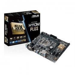 ASUS-H110M-PLUS-iH110-Vga-HDMI-2xD4-1xE16