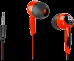 Defender-Slushalki-za-postavqne-v-ushite-Basic-604-Black-red