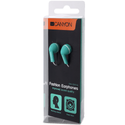 CANYON-fashion-earphones-Green
