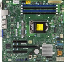 Supermicro-MBD-X11SSL-F-B-Single-SKT-Intel-C232-chipset-4xDIMMs-UDIMM-DDR4-2133MHz-6xSATA3-6G-2xSATA-DOM-2x1GbE-i210AT-3xPCIe3.0-slots-Micro-ATX-9.6x9.6-Bulk