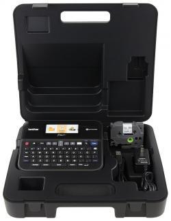 Brother-PT-D600VP-Labelling-system