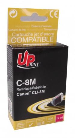 Patron-s-ChIP-CANON-CLI-8-MAGENTA-iP3300-6600-MP500-800-14ml-490k.-Uprint