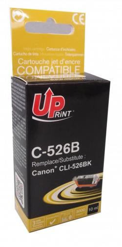 Patron-s-ChIP-CANON-CLI-526-BLACK-10ml-3000k-Uprint