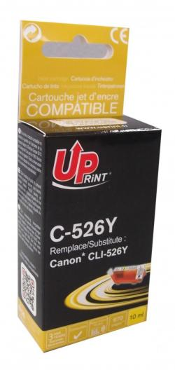 Patron-s-ChIP-CANON-CLI-526-YELLOW-10ml-670k-Uprint