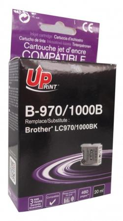 BROTHER-LC1000-LC970-MFC-20ml-Black-480k-Uprint