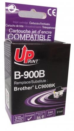 Patron-BROTHER-LC900-21ml-BLACK-MFC210-5840-DCP110-310-540k.-Uprint