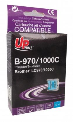 Patron-BROTHER-LC1000-LC970-cyan-10-ml-325k-Uprint