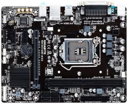 GIGABYTE-H110M-DS2-2x-DDR4-sock-1151-D-Sub-parallel-port-serial-port