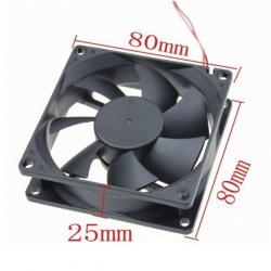 Globe-Fan-8cm-3pin-Silent