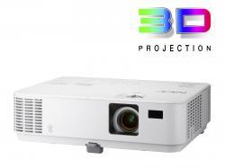 Videoproektor-NEC-V302W-WXGA-1280-x-800-3000-ANSI-3D-Ready-DLP