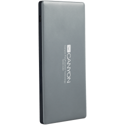 CANYON-Power-bank-5000mAh-Color-Dark-Gray-bulit-in-Lithium-Polymer-Battery
