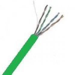 FTP-kat.5E-pach-kabel-PVC-305m-zelen