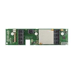 Intel-RAID-Expander-RES3TV360-5Pack-Midplane-36xInt.Ports-SAS3-12G-6G-bandwidth-aggregation-4-pin-Power-4xHDmSAS-SFF8643-with-4x170mm-1x220mm-1x300mm-leads-1xPower-cbl-