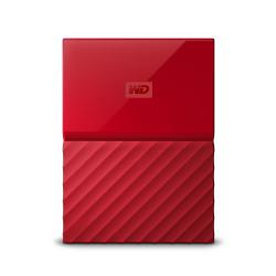 HDD-4TB-USB-3.0-MyPassport-Red-3-years-warranty-NEW