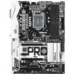 Asrock-B250-PRO4-sock-1151-4hDDR4-HDMI-DVI-D-D-Sub
