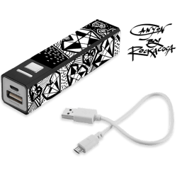 CANYON-CNE-CSPB26B-GH-GRAPHIC-HEARTS-BY-ROCKACOCA-DESIGN-Capacity-2600mAh-Output-DC5V-1A-Input-DC5V-1A-Output-Charging-1.5-2-hours-Input-Charging-2-3-hours.-Cycle-Life-500-times