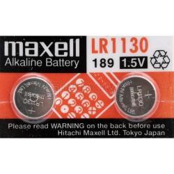 Butonna-alkalna-bateriq-LR-1130-2-br.-v-opakovka-1.55V-MAXELL