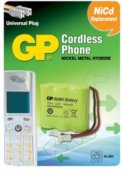 Bateriq-za-telefon-GP-3*-1-2AAA-3.6V-NiMH-300mAh-GPT314