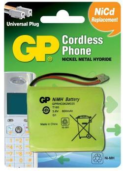 Bateriq-za-telefon-GP-3*AA-3.6V-NiMH-650mAh-GPT160